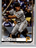 2019 Topps Update #US197 Cole Tucker NM-MT RC Rookie Pittsburgh Pirates
