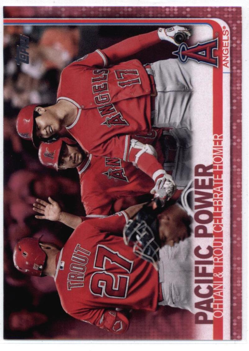 2019 Topps Update Mother's Day Pink