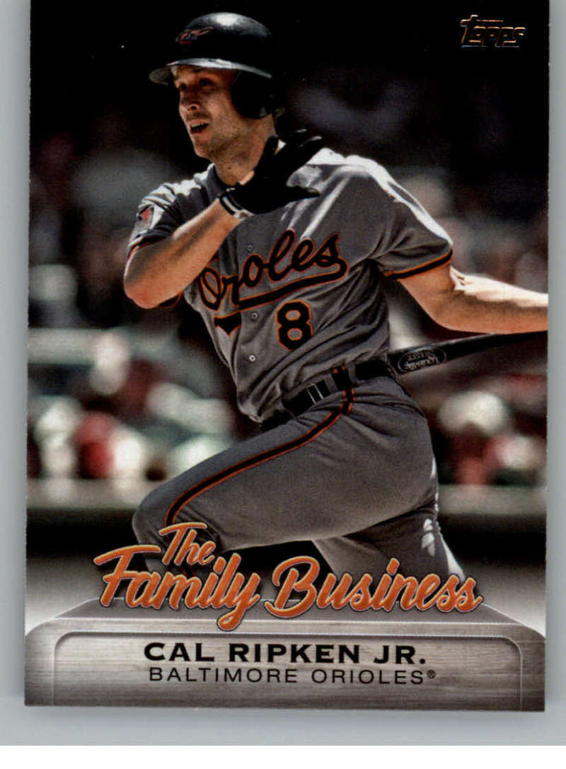 2019 Topps Update The Family Business