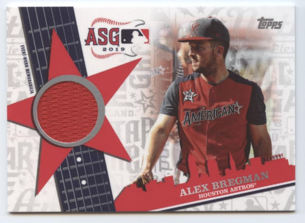 2019 Topps Update All-Star Stitches Relics