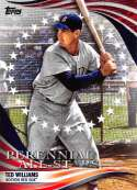 2019 Topps Update Perennial All-Stars #PAS-2 Ted Williams  Boston Red Sox