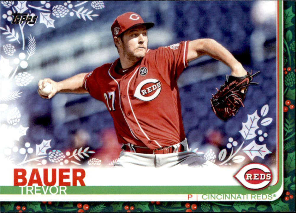 2019 Topps Holiday