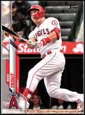 2020 Topps #1 Mike Trout NM-MT Los Angeles Angels