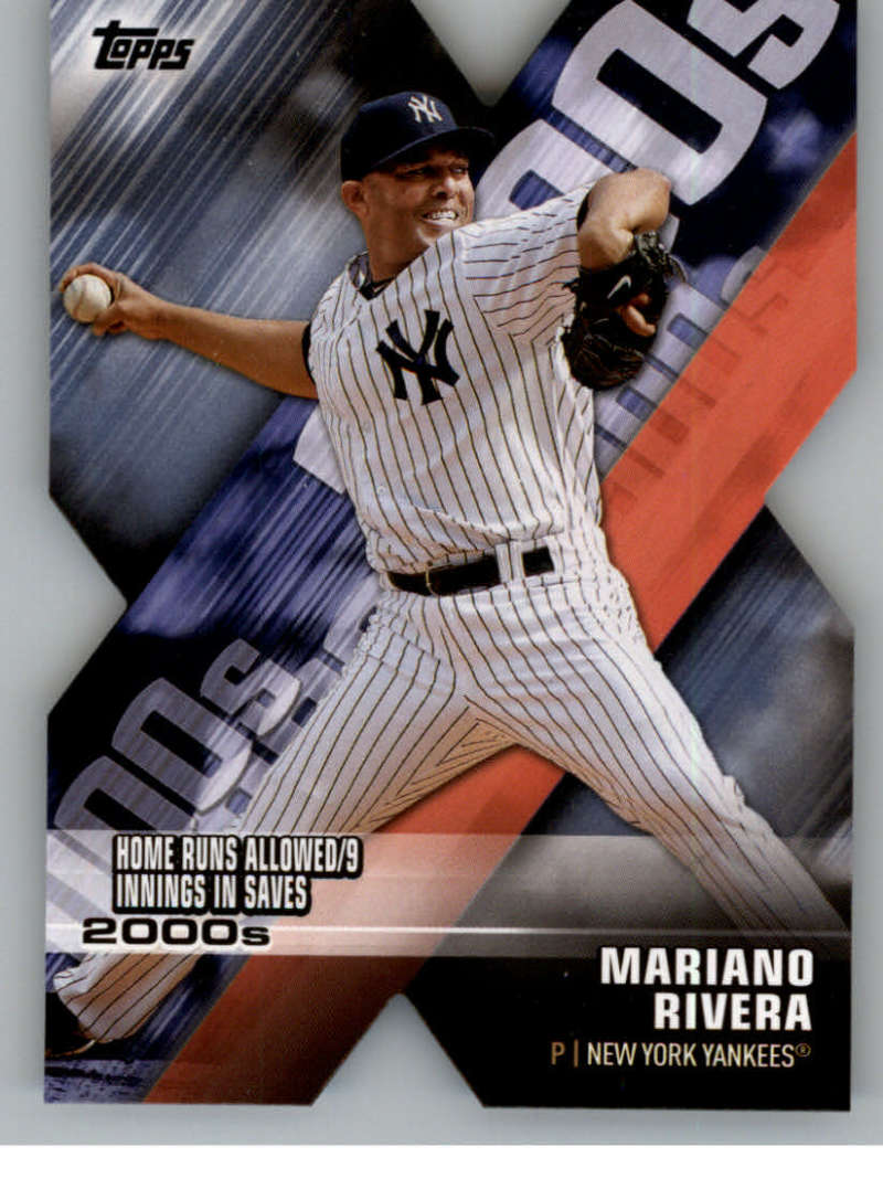 2020 Topps  Decade of Dominance Blue