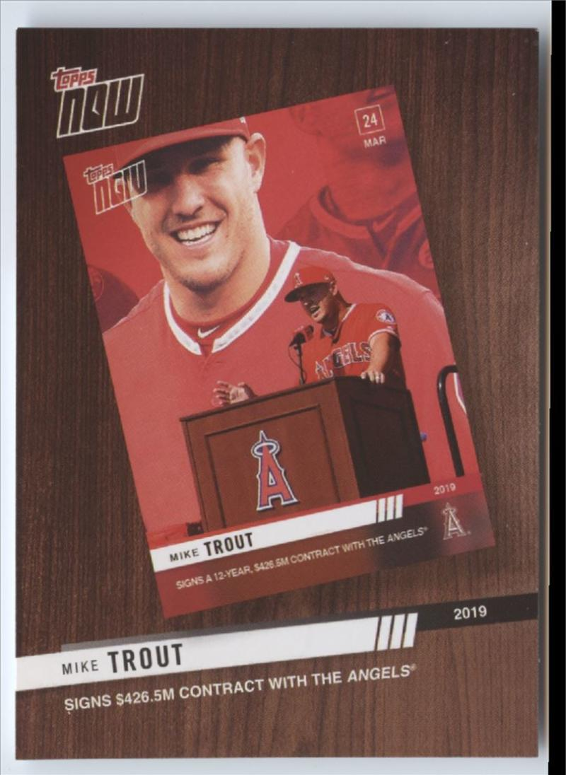 2020 Topps  2019 Now Review