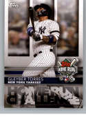 2020 Topps Home Run Challenge Promo Baseball #HRC-22 Gleyber Torres New York Yankees  Official MLB Trading Card (Pick Game and Win!)