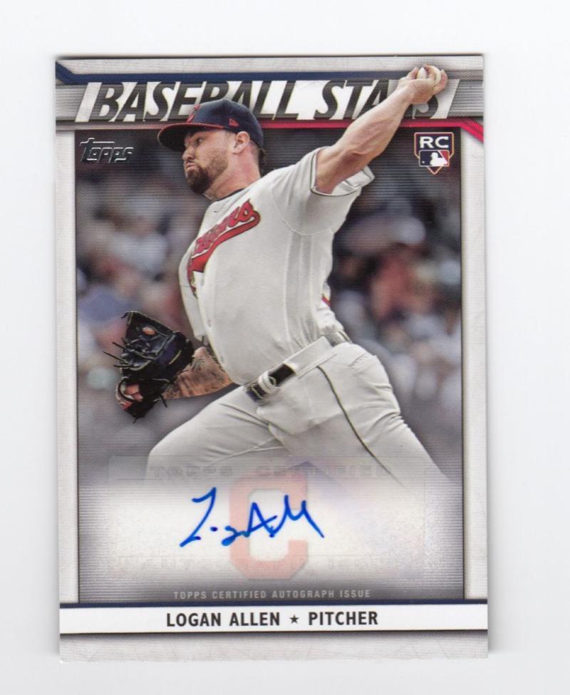 2020 Topps  Baseball Stars Autographs