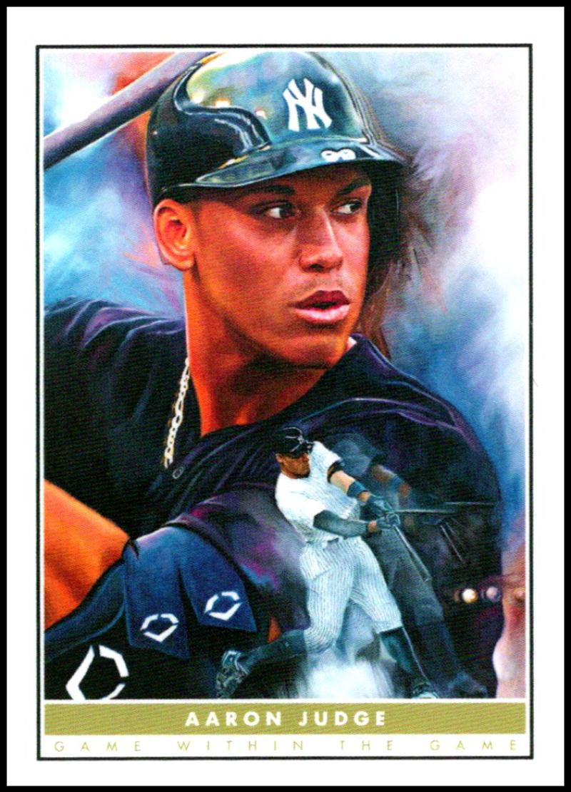 2020 Topps Game Within The Game Card