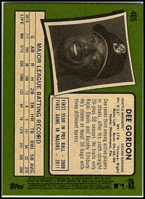 thumbnail 301 - 2020 Topps Heritage MLB Baseball Trading Cards Pick From List 251-500 W/Rookies