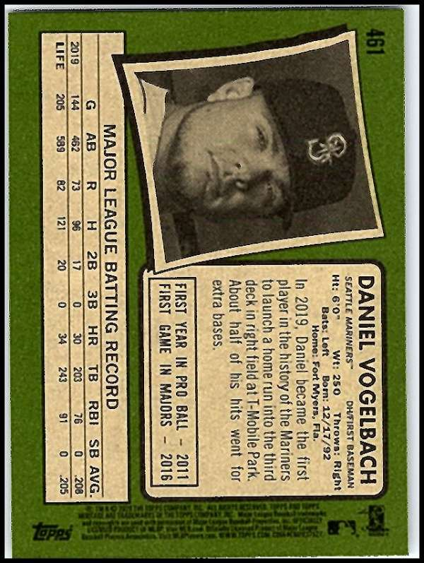 thumbnail 381 - 2020 Topps Heritage MLB Baseball Trading Cards Pick From List 251-500 W/Rookies
