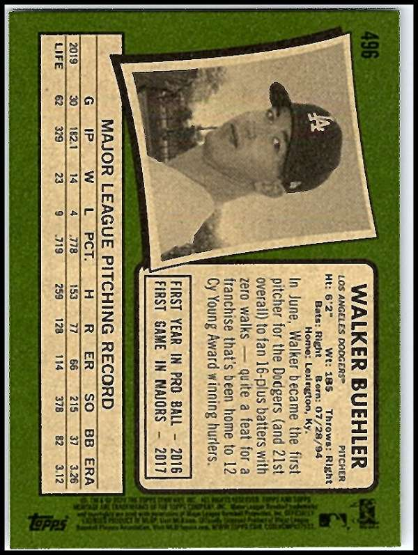thumbnail 429 - 2020 Topps Heritage MLB Baseball Trading Cards Pick From List 251-500 W/Rookies