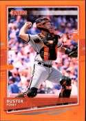 2020 Donruss Holo Orange #93 Buster Posey NM-MT