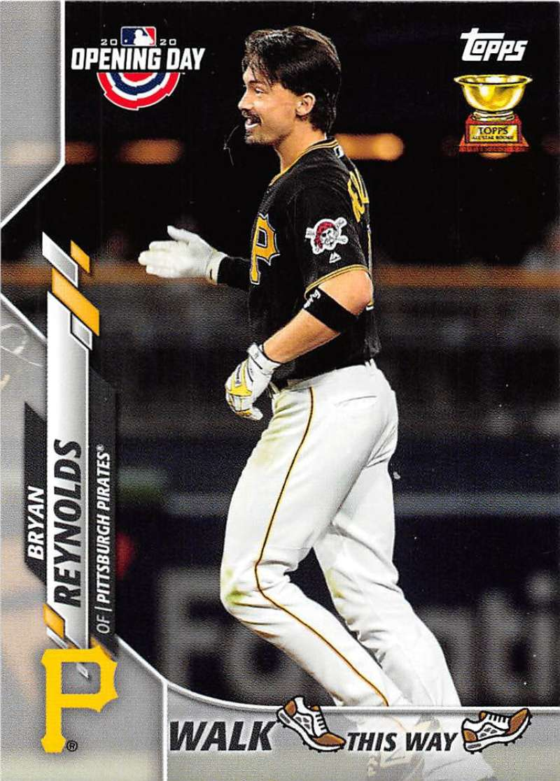 2020 Topps Opening Day Walk this Way
