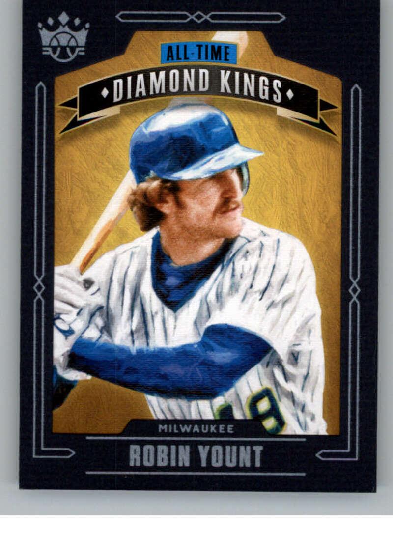 2020 Panini Diamond Kings All-Time Diamond Kings Blue Frame