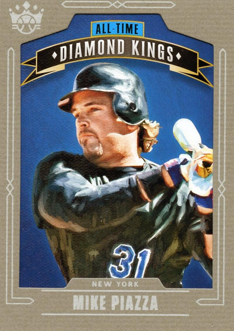 2020 Panini Diamond Kings All-Time Diamond Kings Gray Frame