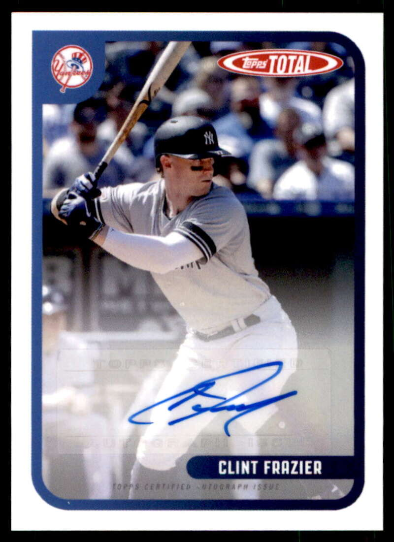 2020 Topps Total Autographs