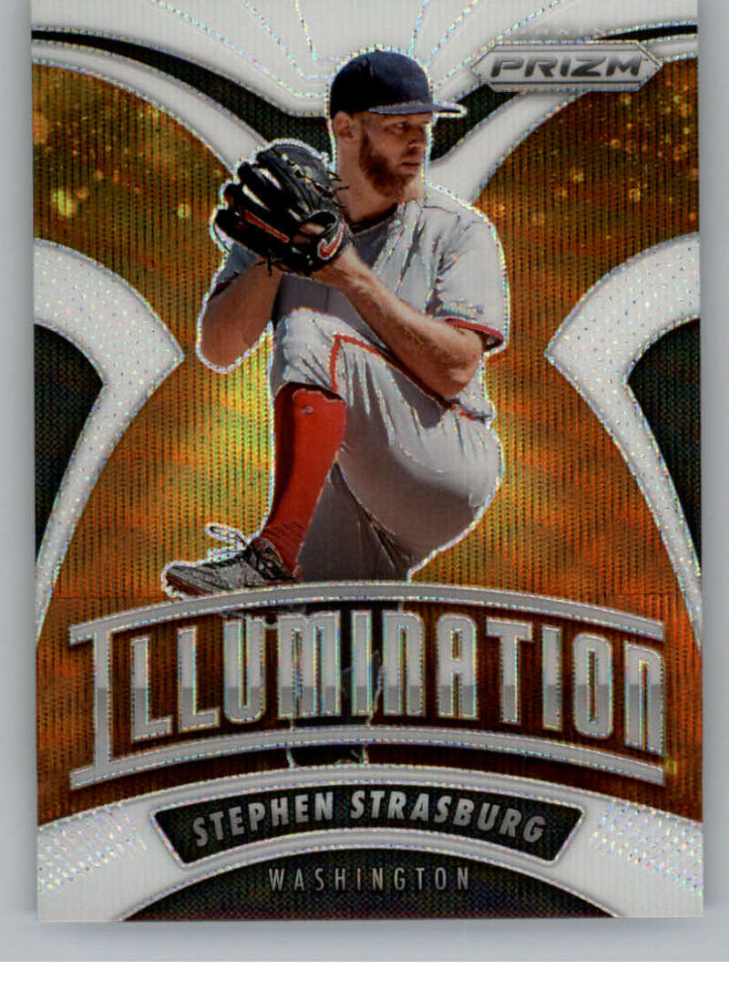 2020 Panini Prizm Illumination White Wave Prizm