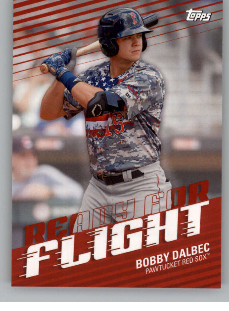 2020 Topps Pro Debut Ready for Flight