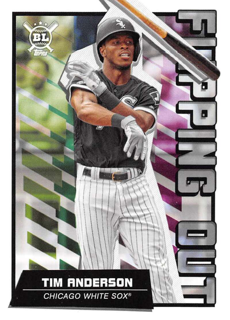 2020 Topps Big League Flipping Out