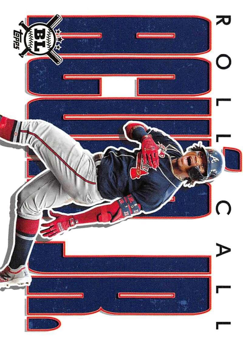 2020 Topps Big League Roll Call