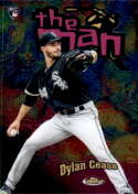 2020 Finest The Man Refractros #FTM-24 Dylan Cease NM Near Mint