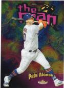 2020 Finest The Man Refractros #FTM-28 Pete Alonso NM Near Mint