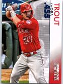 2020 Topps Significant Statistics #SS-15 Mike Trout NM Near Mint