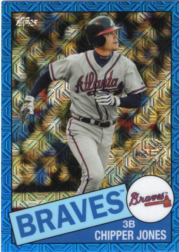 2020 Topps Silver Packs Series Two Blue