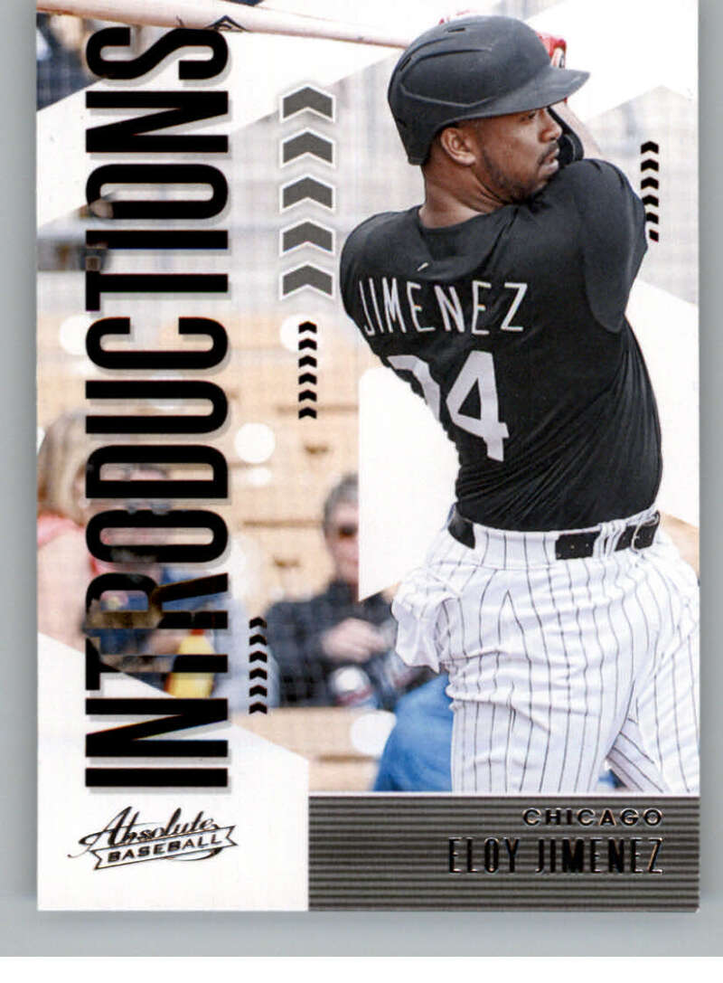 2020 Panini Absolute Introductions