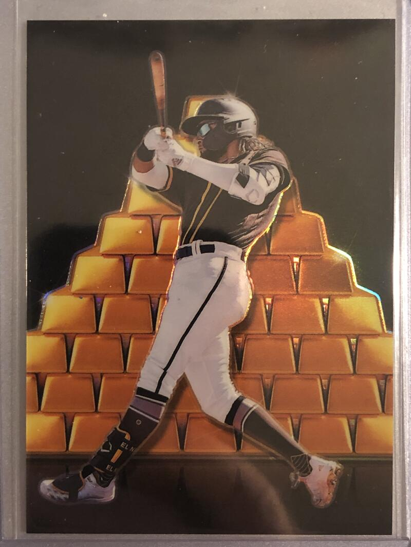 2020 Donruss Optic Fort Knox