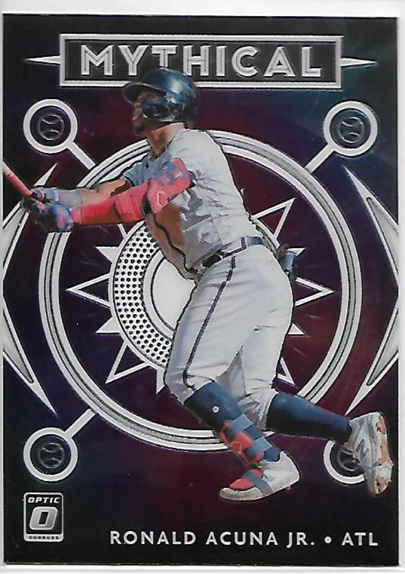 2020 Donruss Optic Mythical