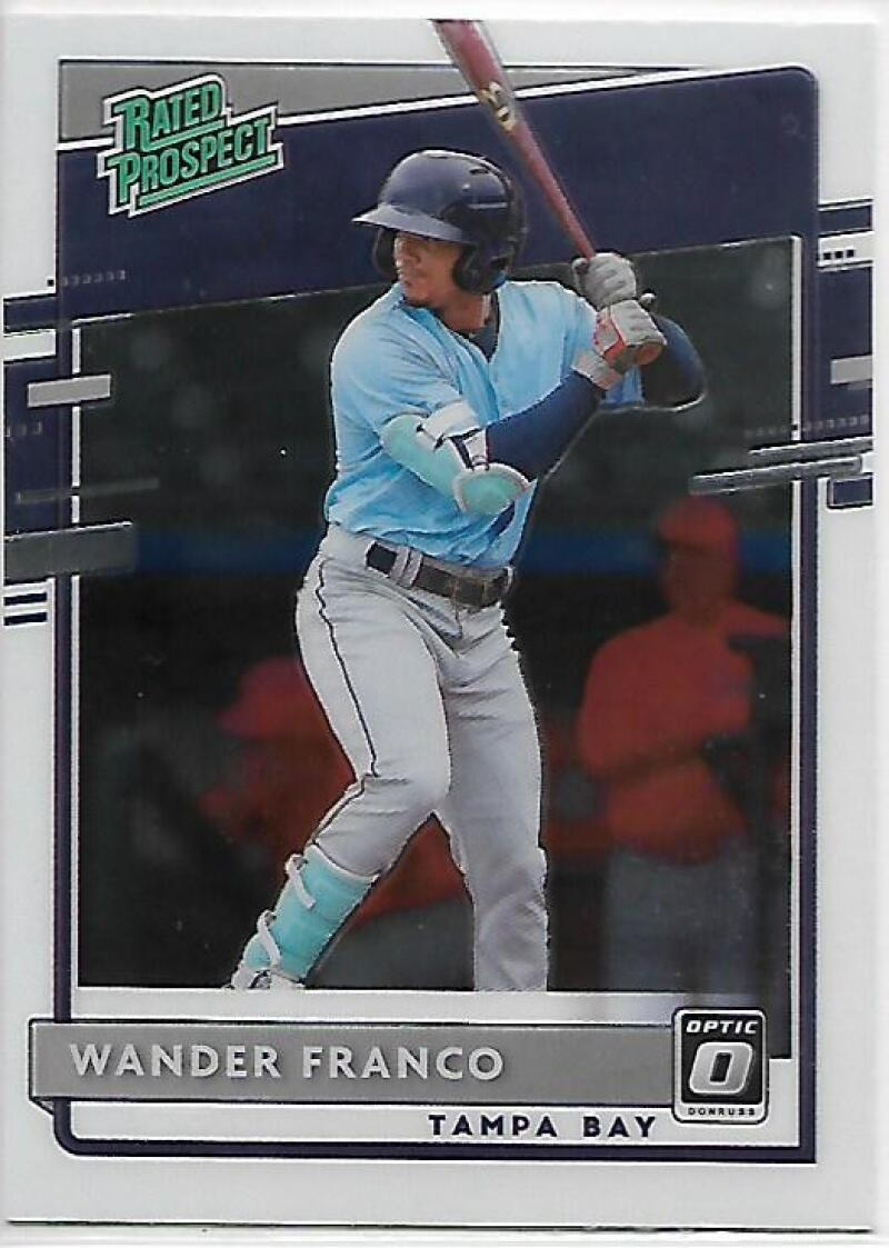 2020 Donruss Optic Rated Prospects