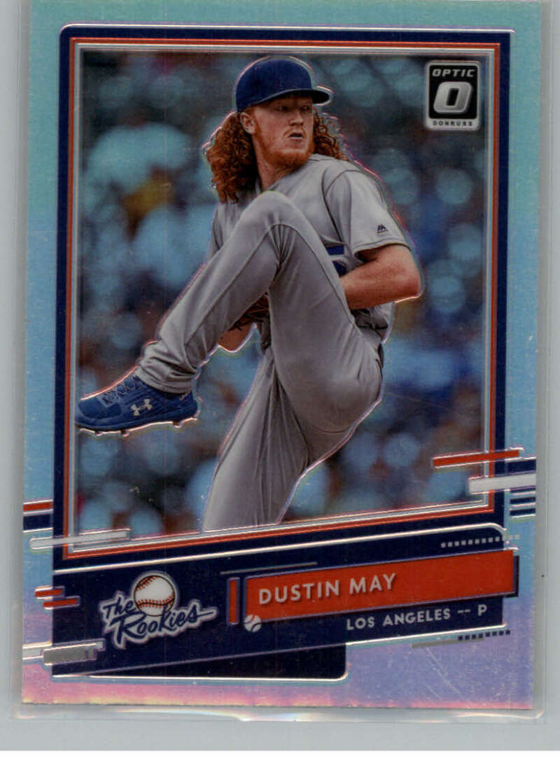 2020 Donruss Optic The Rookies Holo