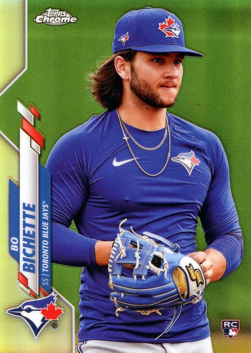 2020 Topps Chrome Image Variations SP Refractors