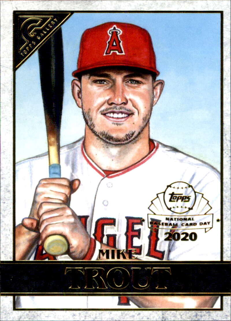 2020 Topps Chrome Gallery Preview