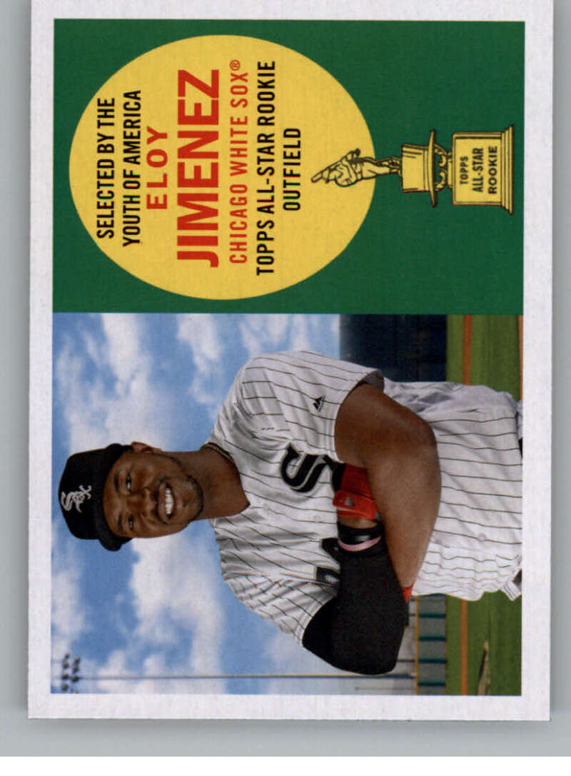 2020 Topps Archives 1960 All-Star Rookies