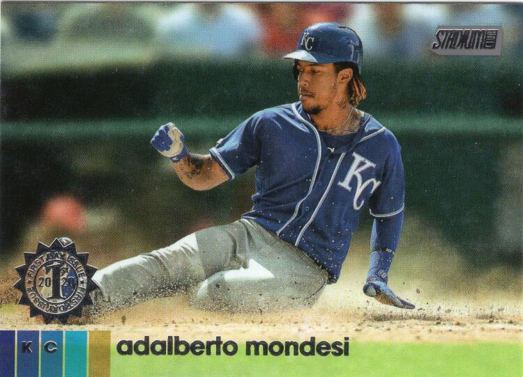 2020 Topps Stadium Club First Day Issue