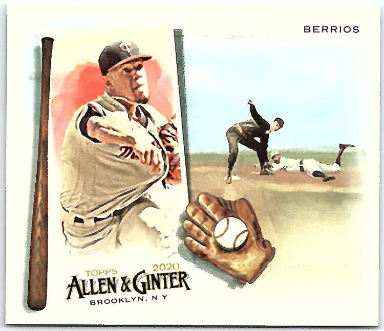 2020 Allen and Ginter  N43 Boxloaders