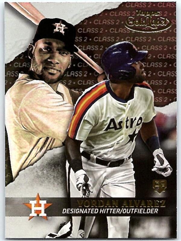 2020 Topps Gold Label Class 2