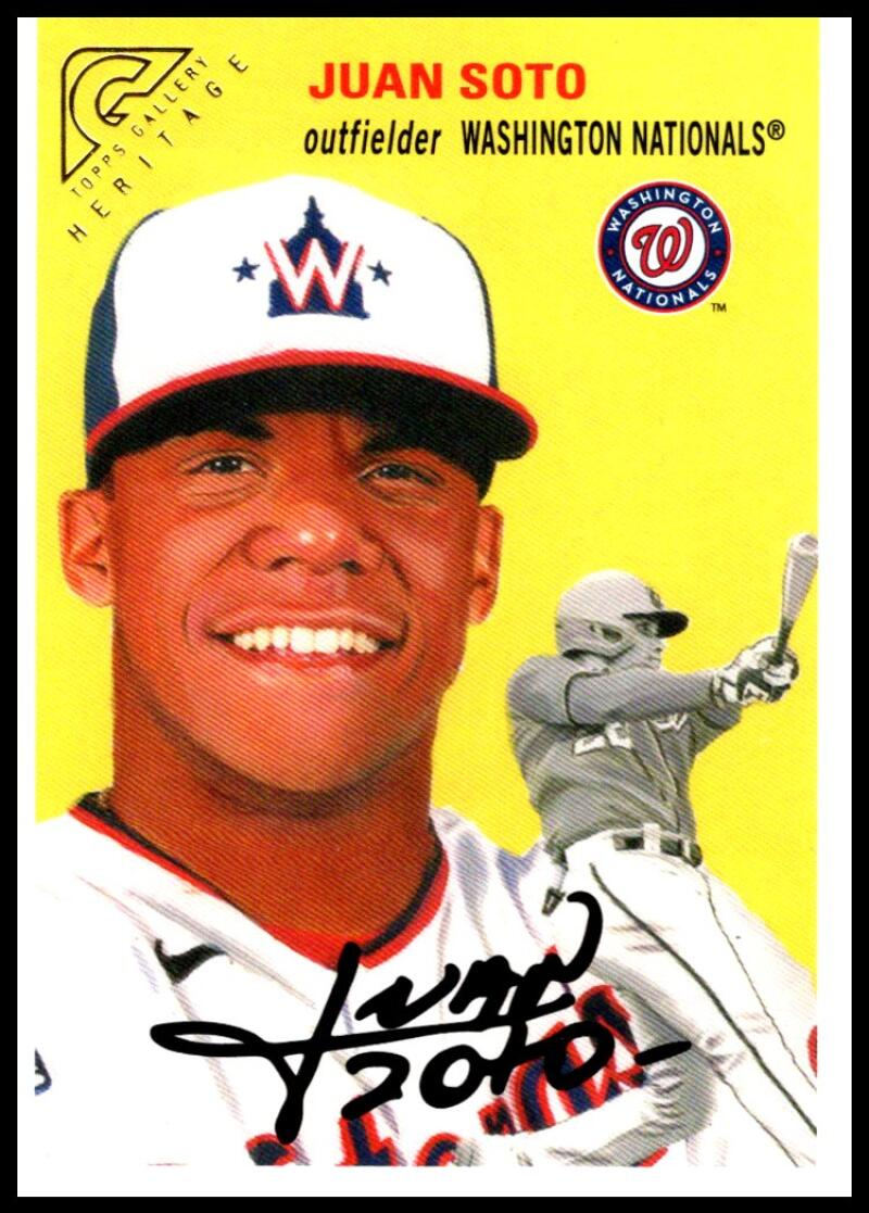 2020 Topps Gallery Heritage