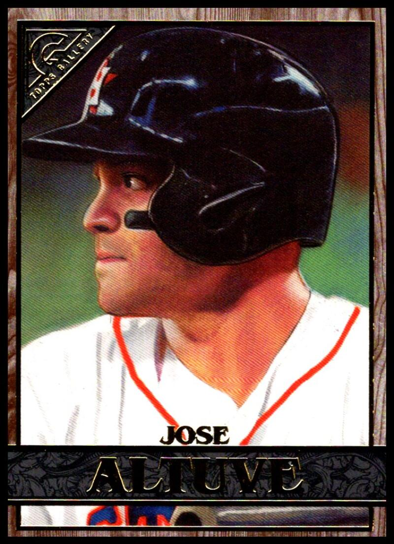 2020 Topps Gallery Wood