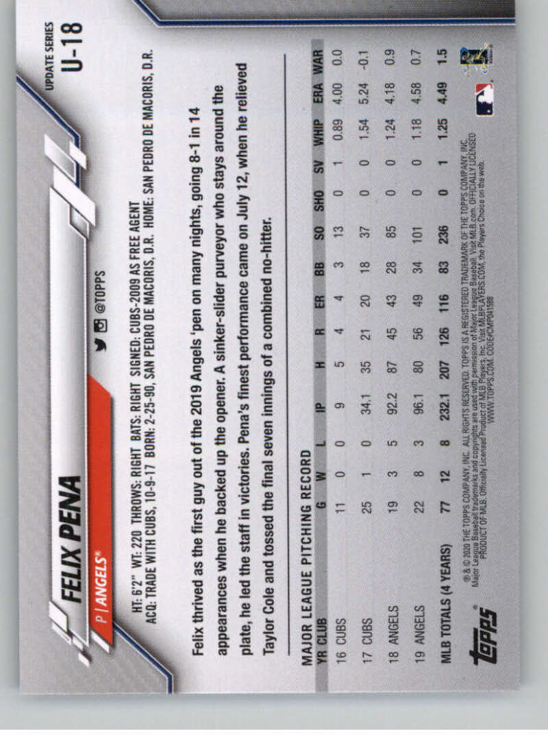 thumbnail 33 - 2020 Topps Update Baseball Singles | NM-MT+ | Complete Your Set | You Pick!
