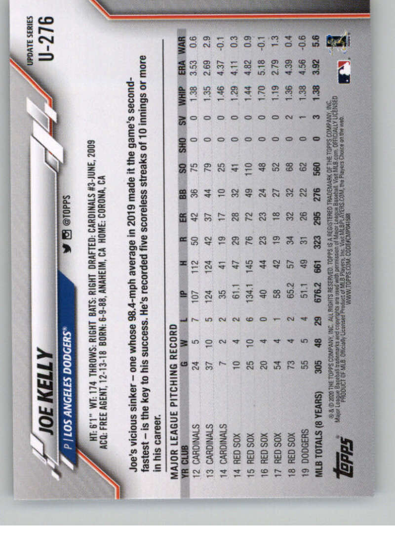 thumbnail 407 - 2020 Topps Update Baseball Singles | NM-MT+ | Complete Your Set | You Pick!