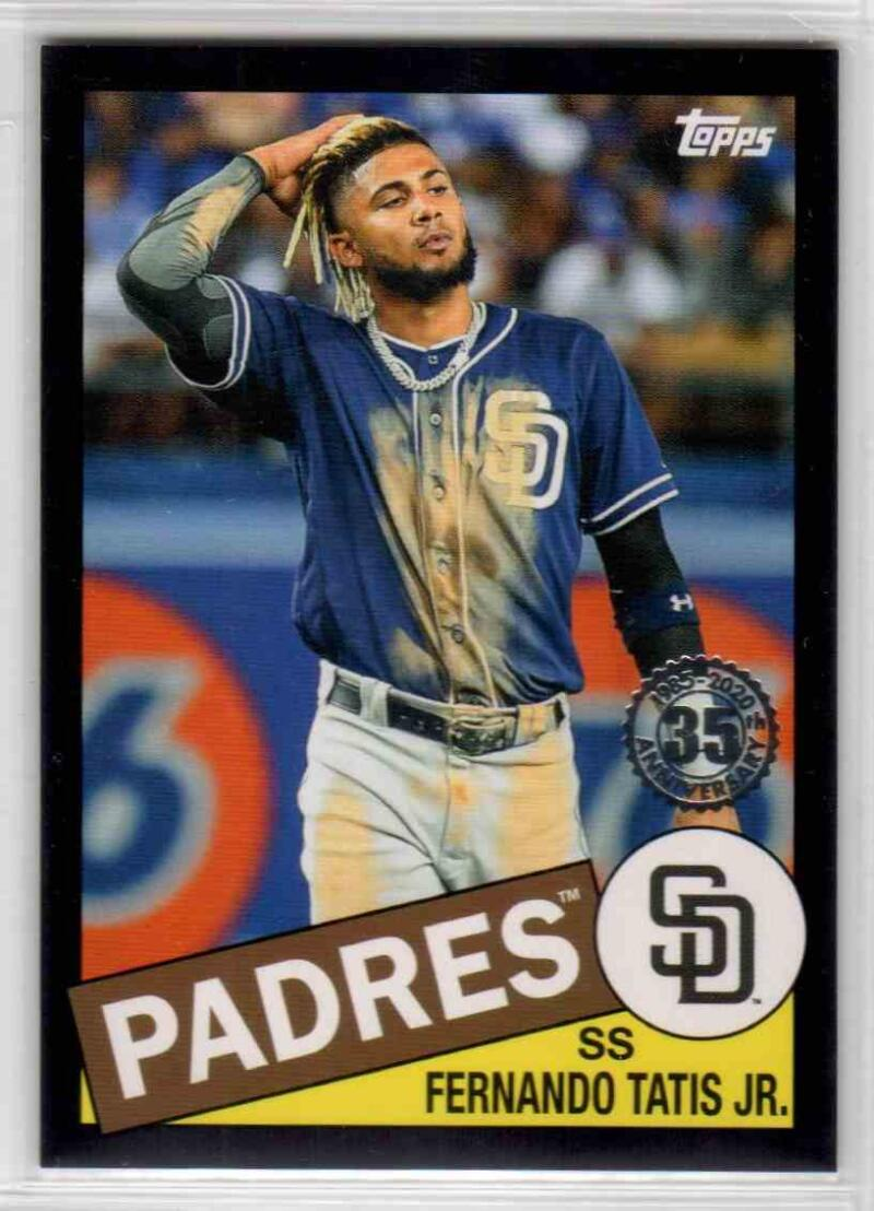 2020 Topps Update 35th Anniversary Black