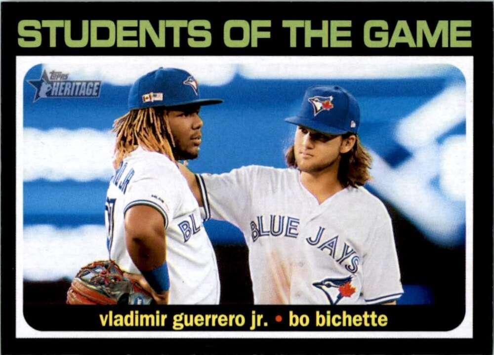 2020 Topps Heritage High Number Combo Cards