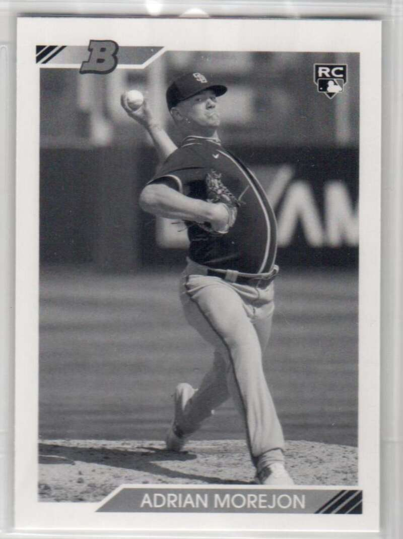 2020 Bowman Heritage Black and White