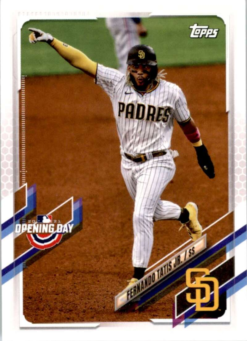 2021 Topps Opening Day