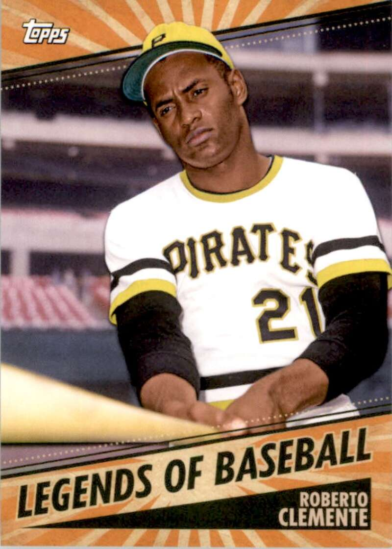 2021 Topps Opening Day Legends of Baseball
