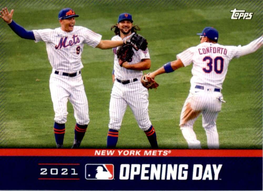 2021 Topps Opening Day Opening Day