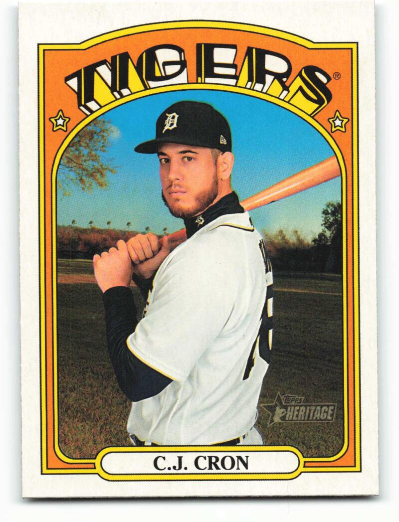 2021 Topps Heritage French Variation